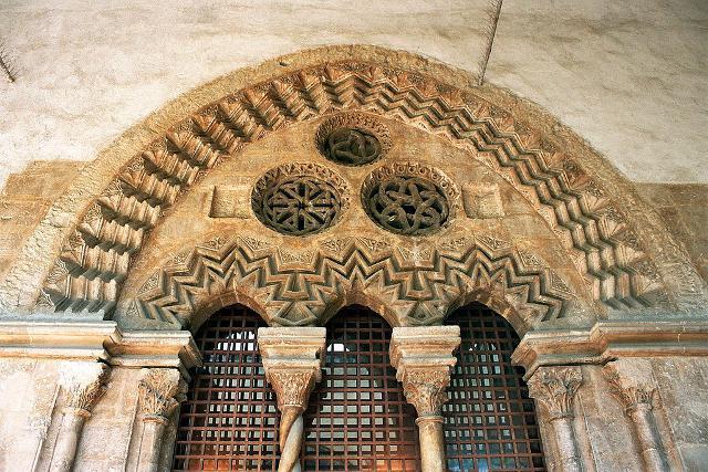 Finestra di palazzo Chiaramonte-Steri