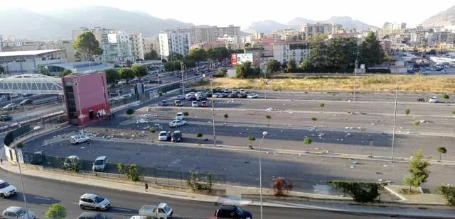 Parcheggio in Via degli Emiri a Palermo