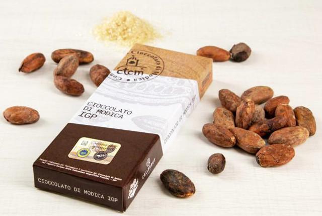 Il cioccolato di Modica Igp ha il passaporto digitale