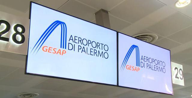 Aeroporto di Palermo - Gesap