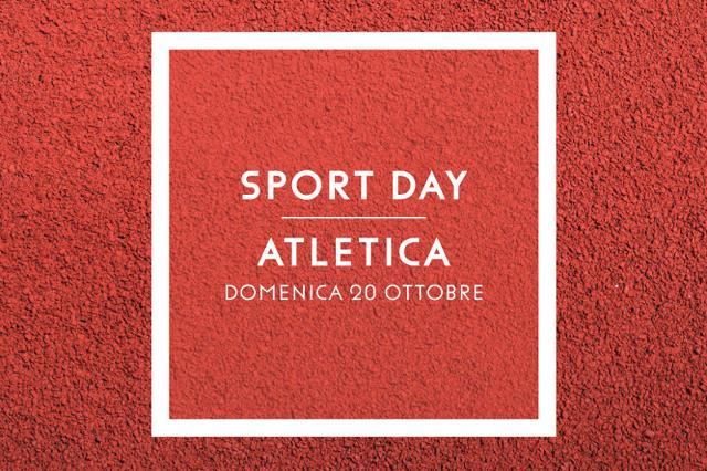 Sicilia Outlet Village - Sport Day Atletica
