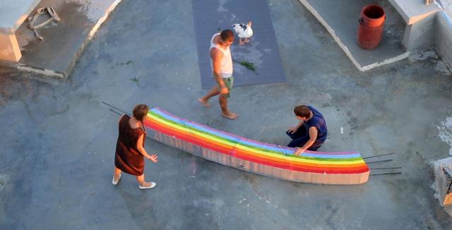 """BAM-Biennale Arcipelago Mediterraneo """"ÜberMauer"""""""