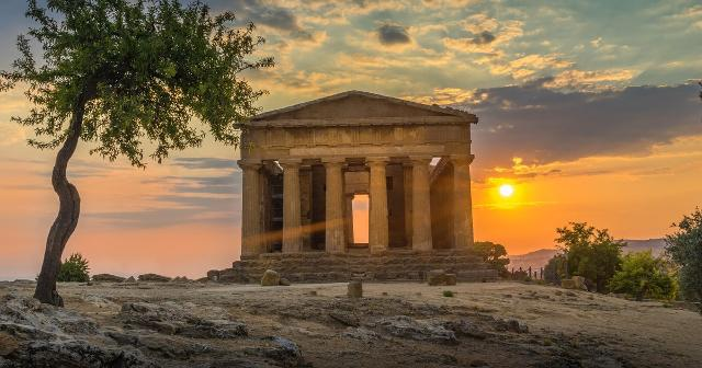 """The island of Sicily contains some of the most remarkable sites in the world"""
