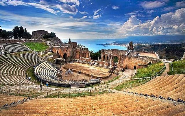 Il Teatro Antico di Taormina
