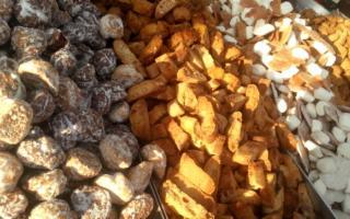 Cinque dolci siciliani da preparare e gustare per la Festa dei Morti
