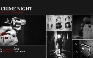 Crime Night. Caccia all'Assassino