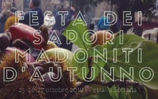 Festa dei Sapori Madoniti D'Autunno