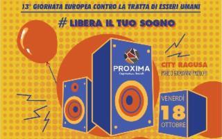 13^ Giornata Europea contro la Tratta di Esseri Umani