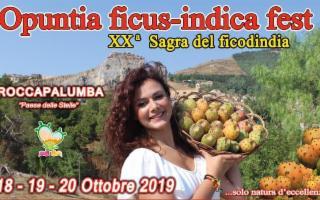 Opuntia Ficus-Indica Fest - XX Sagra del Ficodindia