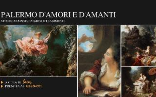 Palermo d'amori e d'amanti
