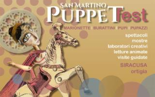 Tra marionette, burattini e pupi il San Martino Puppet Fest