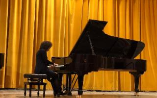 Quando il pianoforte è donna! - Sara Bursi