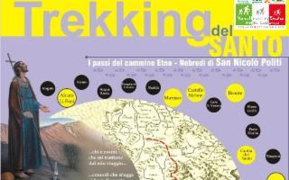 Dall'Etna ai Nebrodi, il Trekking del Santo
