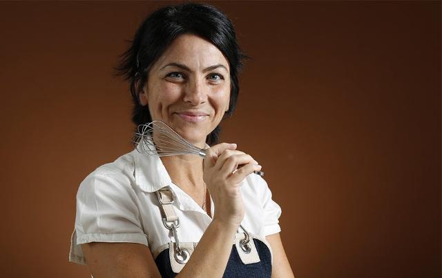 La chef Bianca Celano