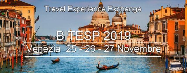 BITESP di Venezia, la Borsa internazionale del turismo esperienziale