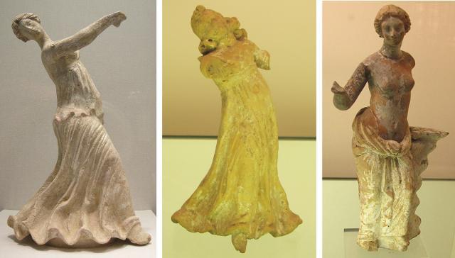 Statuette centuripine - ph I, Sailko