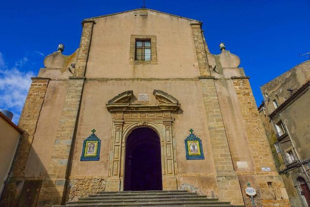Chiesa e il Convento di San Bonaventura a Caltagirone