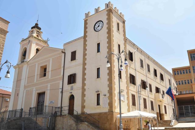 Chiesa del Santissimo Crocifisso di Montemaggiore Belsito