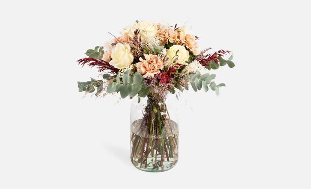 """Il bouquet Colvin """"Almond Sugar"""" della collezione Touch the Autumn"""