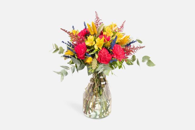 """Il bouquet Colvin """"Chili Pepper"""" della collezione Touch the Autumn"""