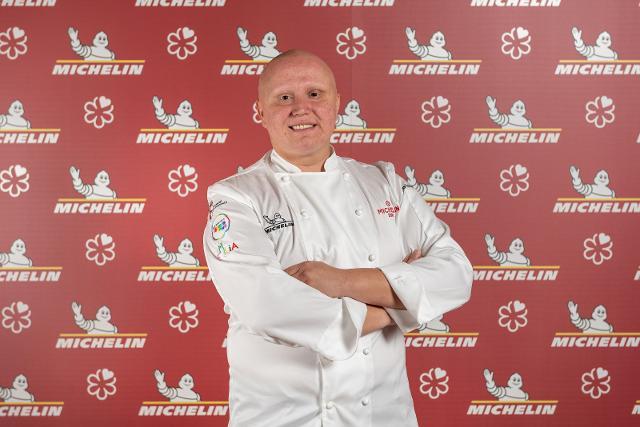 Chef Giuseppe Raciti, una Stella Michelin