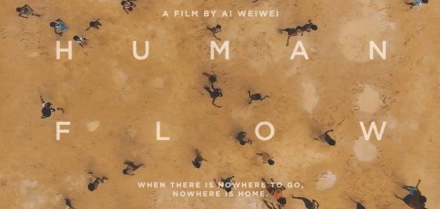 """""""Human Flow"""" di Ai Weiwei"""