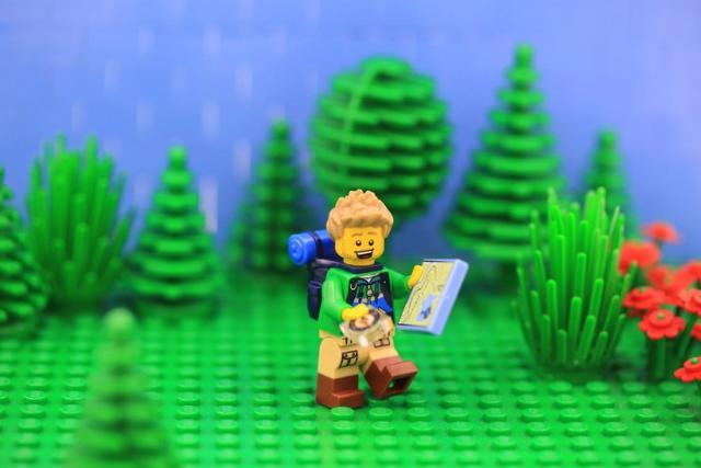 I mattoncini Lego rispettano l'ambiente e sono diventati di bioplastica