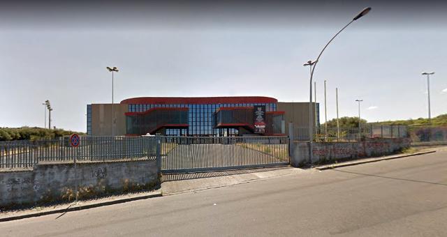 Palasport di Acireale