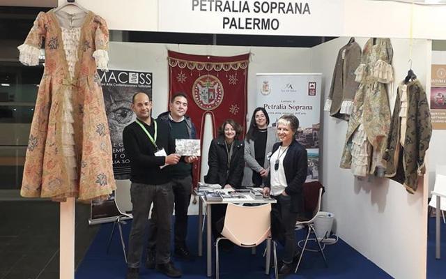 Lo spazio di Petralia Soprana alla BITESP di Venezia