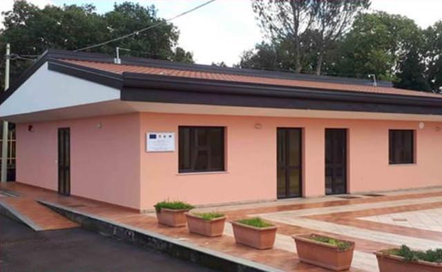Il nuovo asilo nido comunale di Ragalna