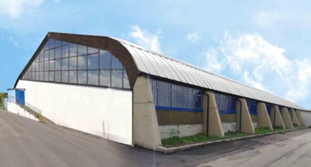 La nuova piscina comunale di Ragalna