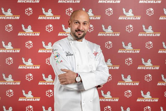Chef Roberto Toro, una Stella Michelin