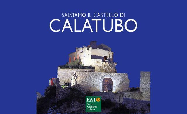 Salviamo il Castello di Calatubo
