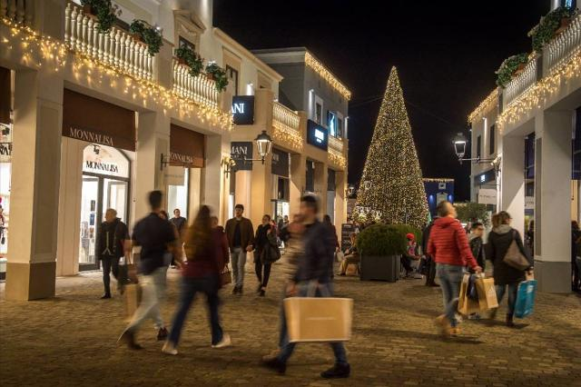 Natale al Sicilia Outlet Village