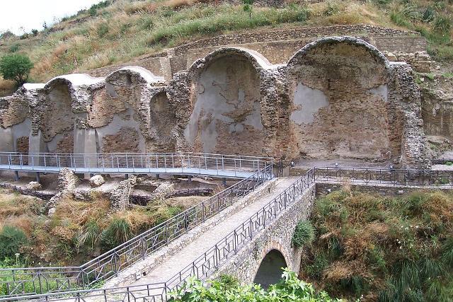 Foro greco-romano di Centuripe