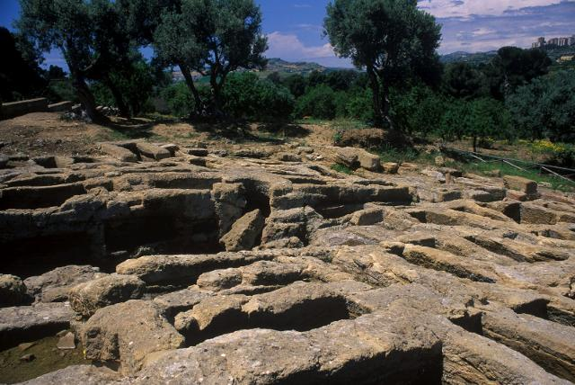Necropoli Paleocristiane - Valle dei Templi