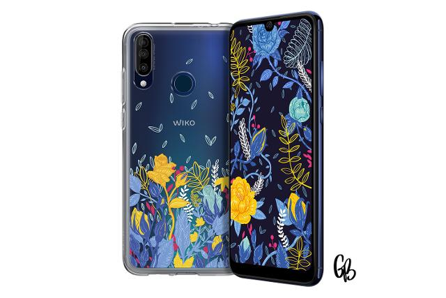 Wiko View3 Blooming Immersion - Special Edition