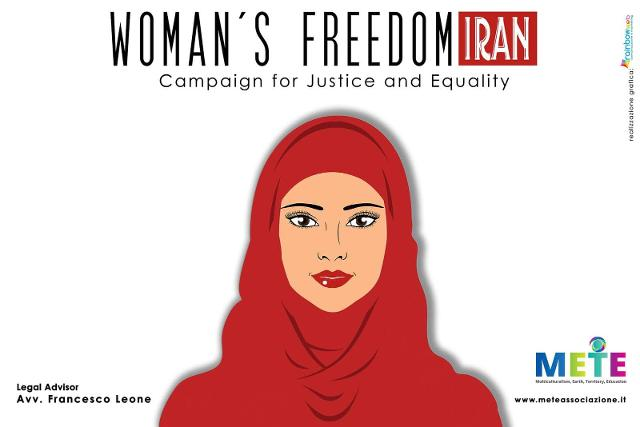 """Woman's Freedom Iran"""
