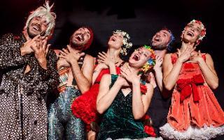 Artemis Danza in ''I Bislacchi - Omaggio a Fellini'' al Festival Internazionale del Balletto