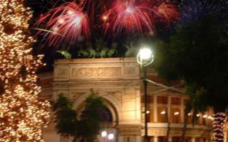 Vacanze di Natale e Capodanno: Palermo è tra le mete più popolari tra gli stranieri