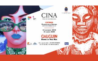 ''Cina, Arte in Movimento'' e ''Gauguin, Diario di Noa Noa'' - SOSPESA