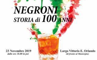 Il Negroni Storia di 100 Anni