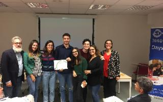 Studenti palermitani alla finale europea dell'Innovation day