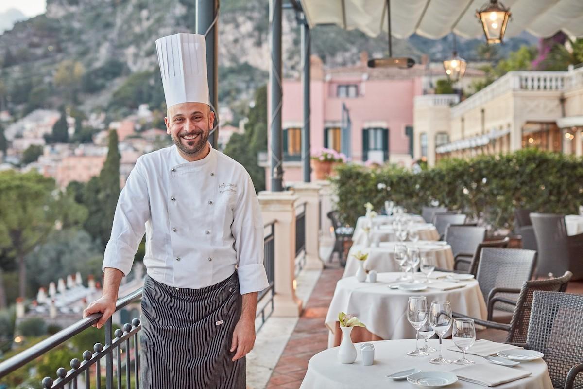 A Taormina lo Chef Roberto Toro riceve la prima Stella Michelin - Guidasicilia.it