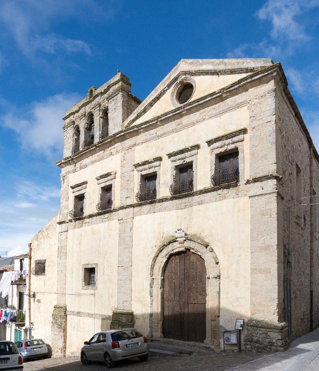 La Chiesa di Santa Maria delle Grazie, la Badia Nuova