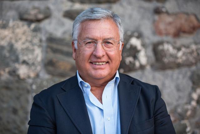 Benedetto Renda, Presidente del Consorzio per la Tutela e Valorizzazione dei Vini Doc Pantelleria