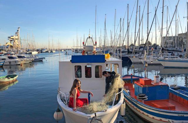 Anima Siciliana, calendario 2020 Acqua Geraci (La Cala)