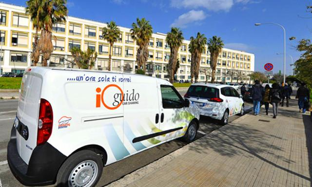 Car sharing Unipa