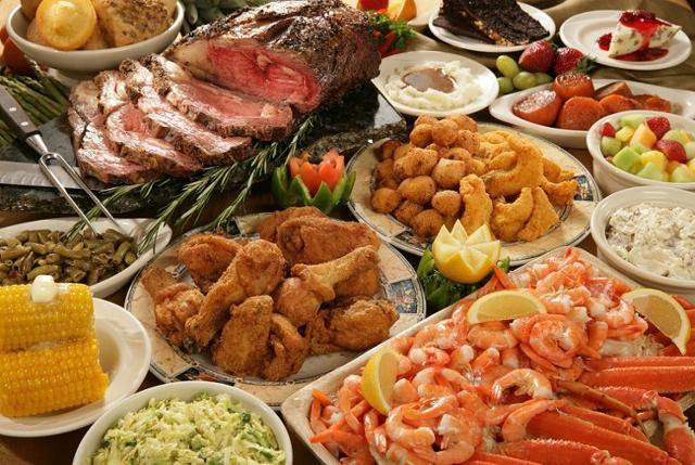 Si prevede una spesa media di 150,80 euro per il mangiare