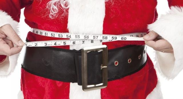 Secondo una ricerca di Nutrimente Onlus, le festività per 1 italiano su 3 sono motivo di ansia e senso di colpa...